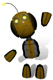 Clive the Junkbot